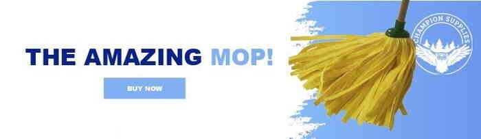 Best Mop for Cleaning Floors Banner 1