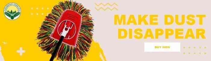 Old Fashioned Dust Mop Banner 4