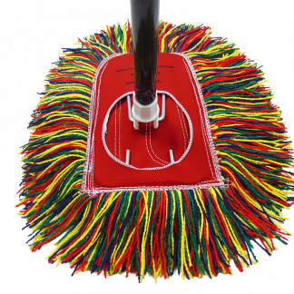 Champion Old Fashioned Dust Mop.