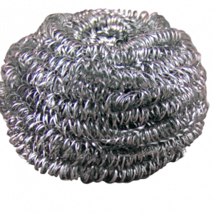 Champion Stainless Steel Scrubber.