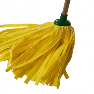 Champion Yellow Mop, one of the best floor mops for tile.