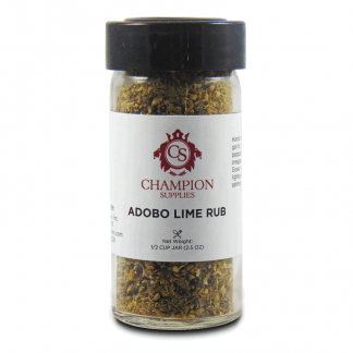 Champion Adobo Lime Rub