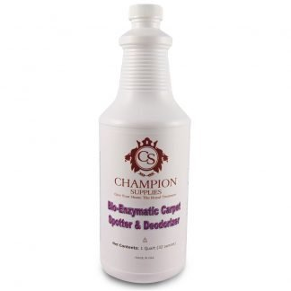 Champion Enzymatic Cleaner & Carpet Spotter
