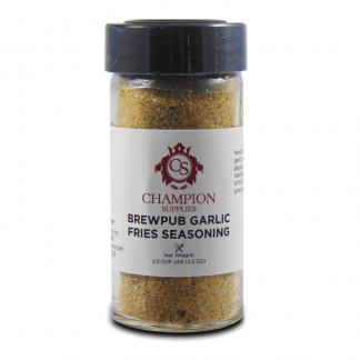 Champion Brewpub Garlic Fries Seasoning