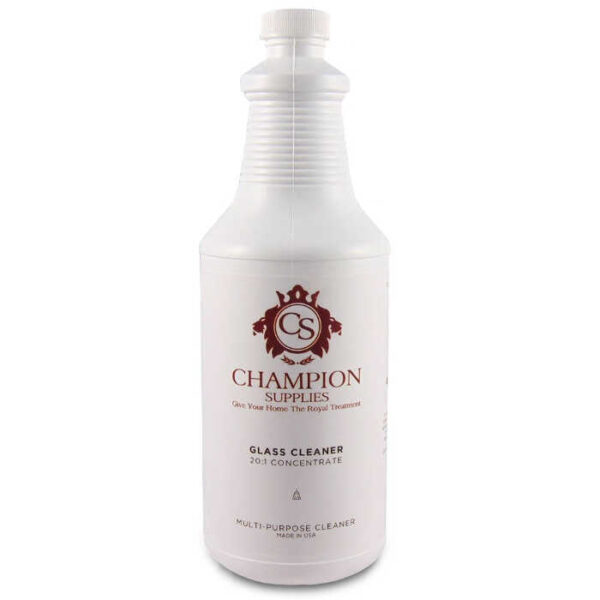 Champion Glass Cleaner 20:1 Concentrate