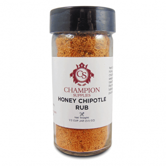 Champion Chipotle Honey Rub