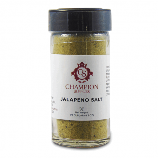 Champion Jalapeno Salt
