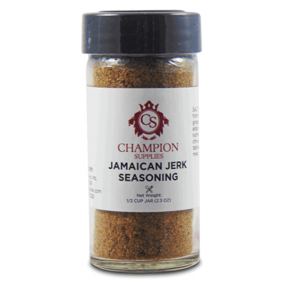 Champion Jamaican Jerk Seasoning