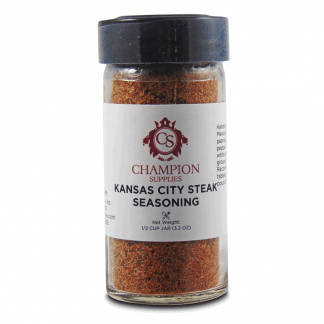 Champion Kansas City Steak Seasoning