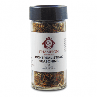 Champion Montreal Steak Seasoning