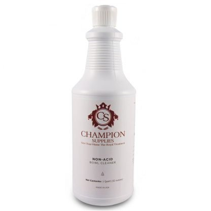 Champion Non Acid Toilet Bowl Cleaner.