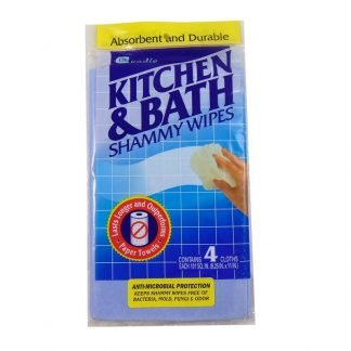 Kitchen and Bath Shammy Cleaning Cloths