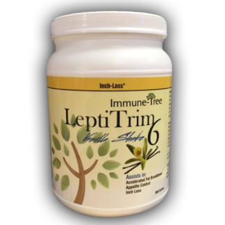 Immune Tree LeptiTrim Vanilla Meal Replacement Shake.