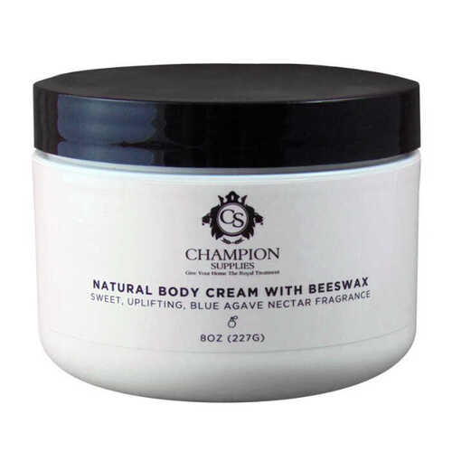 Natural Body Cream with Beeswax
