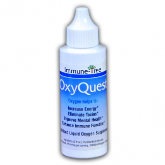 Immune Tree OxyQuest Stabilized Liquid Oxygen