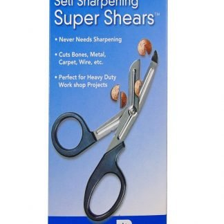 Self Sharpening Super Shears package..