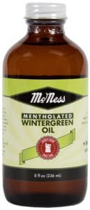 Wintergreen Oil.