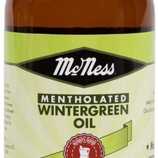 McNess Wintergreen Oil.