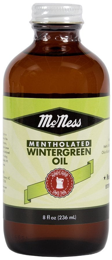 McNess Pain Oil.