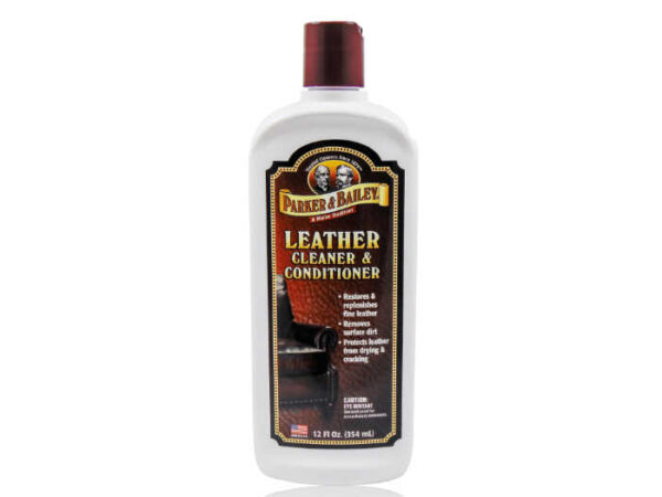 Parker and Bailey Leather Cleaner & Conditioner