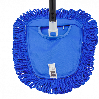 Microfiber Wedge Mop.