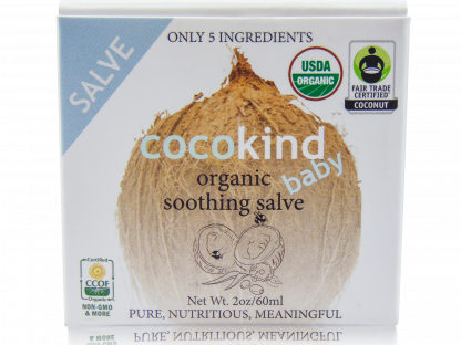 CocoKind Organic Soothing Salve.