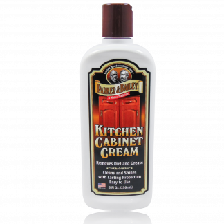 Parker & Bailey Kitchen Cabinet Cream.