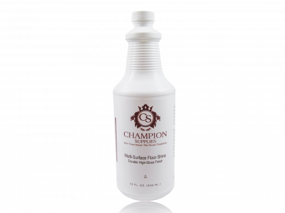 Champion Multi-Surface Floor Shine.