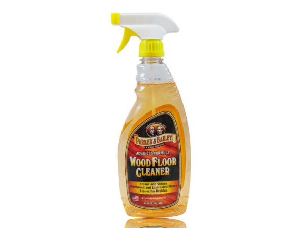 Parker and Bailey Wood Floor Cleaner