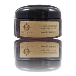 Natural Body Cream.