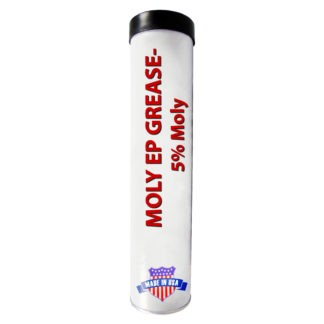 Moly EP Grease, 5 percent Moly, Made in USA.