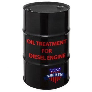Oil Treatment For Diesel Engine, Made in USA.