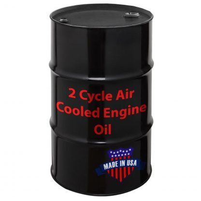 2 Cycle Air Cooled Engine Oil, Made in USA.