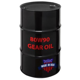80W90 Gear Oil, Made in USA.