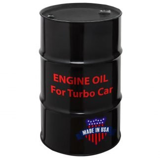 Engine Oil For Turbo Car, Made in USA.