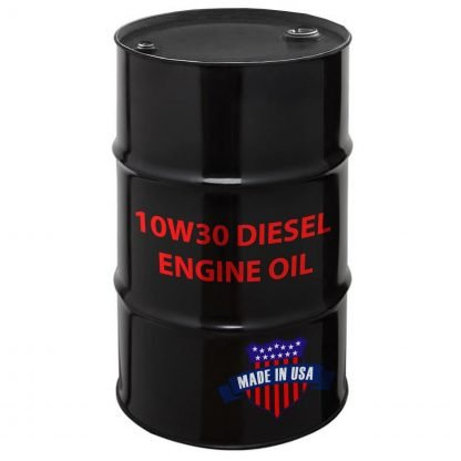 10W30 Diesel Engine Oil, Made in USA.