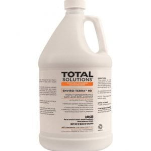ENVIRO-TERRA™ HD Concrete Truck Cleaner.