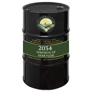 2034 55 gallons.
