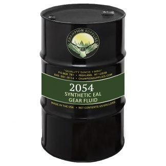 2054 55 gallons.