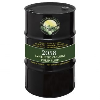 2058 55 gallons.