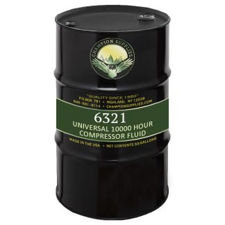 6321 55 gallons.
