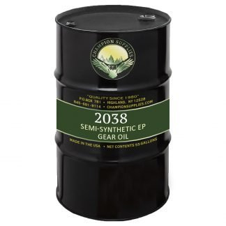 2038 55 gallons.