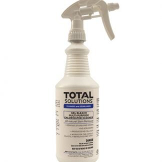 Gel Bleach Multi-Purpose Chlorinated Cleaner.