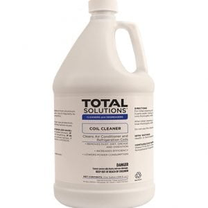 #101 Coil Cleaner, the best way to clean AC coils.