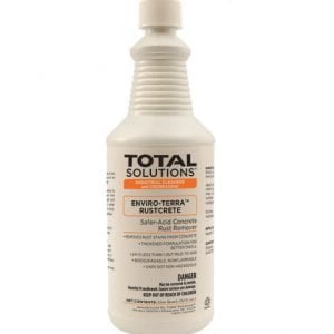 Best Concrete Rust Remover #130 is the best product for getting rust off concrete.