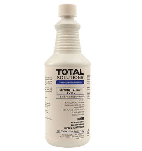 Industrial Strength Toilet Bowl Cleaner #138.