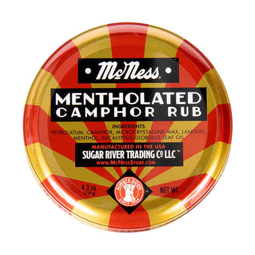 McNess Mentholated Ointment