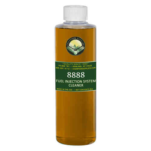 8888 - Fuel Injection System Cleaner 8 ounce