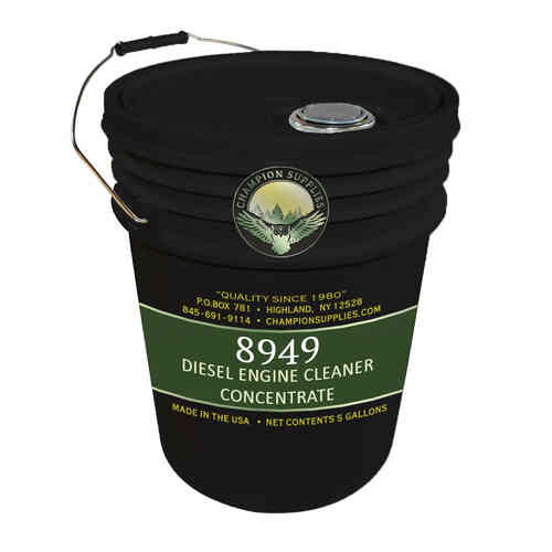 8949 - Diesel Engine Cleaner Concentrate 5 gallon